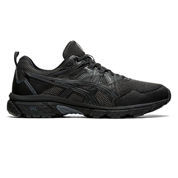 Asics Gel Venture 8 Mens Running Shoes (Black)