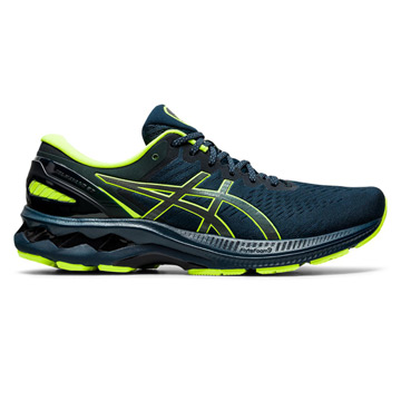Asics Gel Kayano 27 Lite-Show Mens Running Shoes (French Blue/Lite Show)