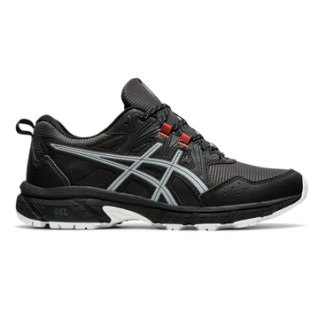 Asics Gel Venture 8 Winterized Womens Running Shoes (Graphite Grey-Gunmetal)