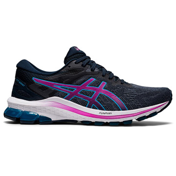 Asics GT-1000 10 Womens Running Shoes (French Blue/Digital Grape)