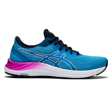 Asics Gel Excite 8 Womens Running Shoes (Digital Aqua/White)