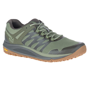Merrell Nova 2 Gore-Tex Mens Shoes (Lichen)