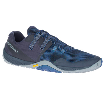 Merrell Trail Glove 6 Mens Running Shoes (Poseidon)