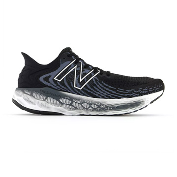 New Balance Fresh Foam 1080 v11 (2E Width) Mens Running Shoes (Black Thunder)
