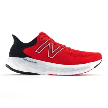 New Balance Fresh Foam 1080 v11 (2E Width) Mens Running Shoes (Velocity Red)