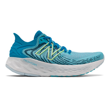 New Balance Fresh Foam W1080 v11 (D Width) Womens Running Shoes (Virtual Sky)