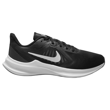 Nike Downshifter 10 Womens Running Shoes (Black-White-Anthracite)