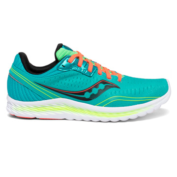 Saucony Kinvara 11 Womens Running Shoes (Mutant)