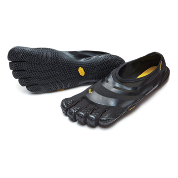 Vibram FiveFingers EL-X Mens Shoes (Black)