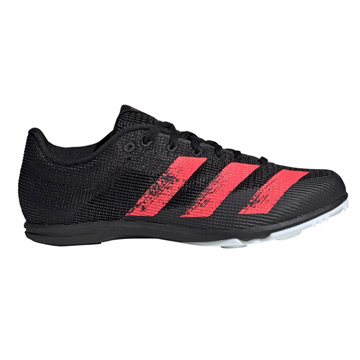 Adidas Allroundstar Junior Running Spikes (Black)