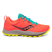 Saucony Peregrine 10 Womens Running Shoes (Mutant)